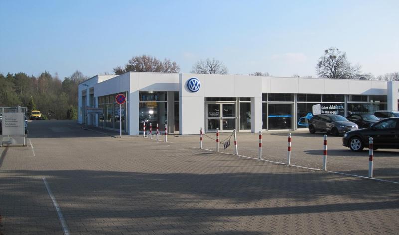 Autohaus Kuhn in Neustrelitz