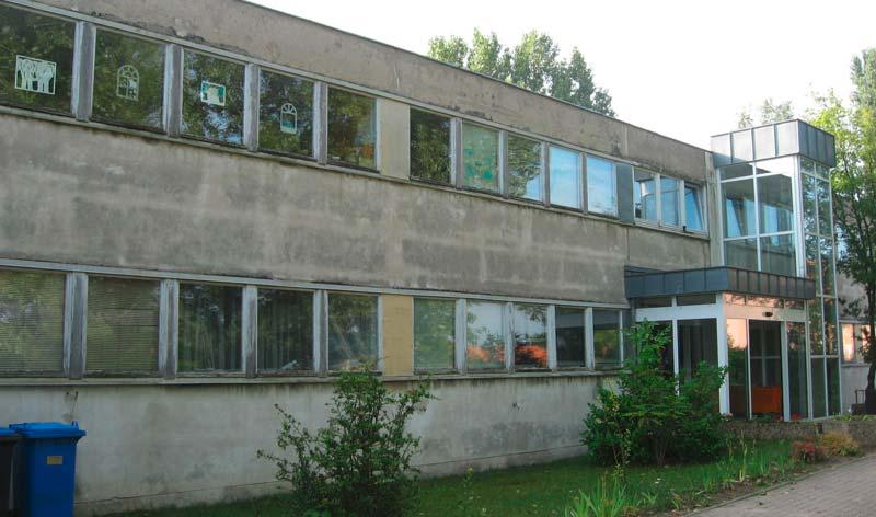 Umbau und Sanierung Schulbau